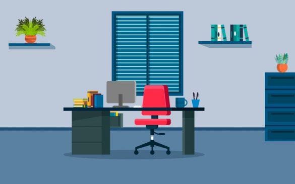 طراحی محیط کار