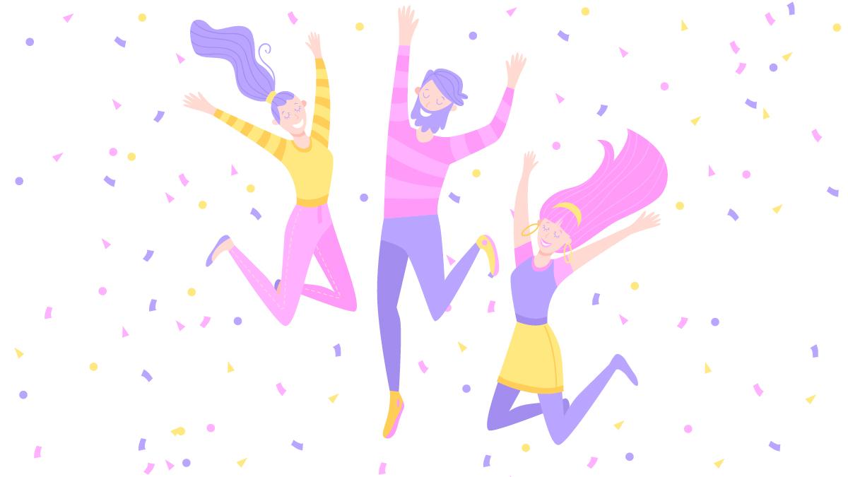 ۴ روش برای تقویت هورمون های شادی آور