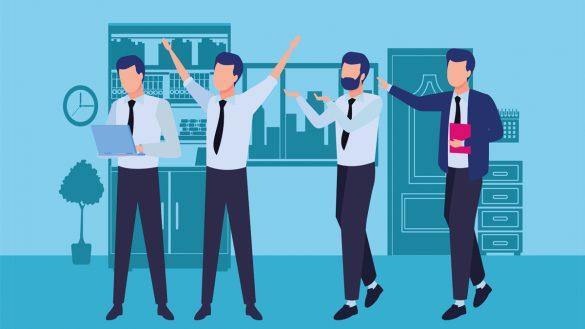 ۷ روش برای ایجاد اعتماد به نفس در کارمندان خود