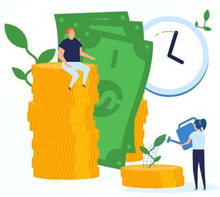 تامین سرمایه با سرمایه قرضی برای کسب و کار