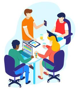 تعامل در شبکه های اجتماعی و پیشنهادهای صادقانه