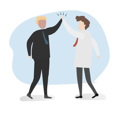 اصول برقراری روابط حرفه ای قوی