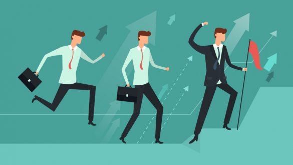 در دست گرفتن رهبری مسیر شغلی خود