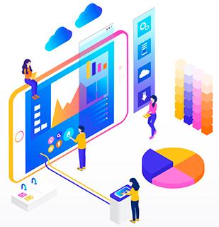 توسعه وبسایت و مهارت های دیجیتال مارکتینگ