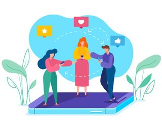 چگونگی مدیریت شبکه های اجتماعی