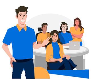 ارزیابی پیشرفت کار گروهی