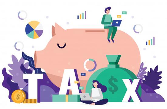 پرداخت مالیات بر سود وارن بافت