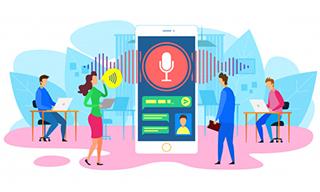 بازاریابی هوش مصنوعی و ربات سخنگو