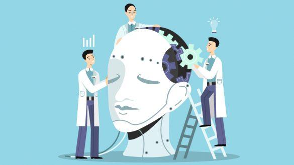 اهمیت بازاریابی هوش مصنوعی در دنیای کسب و کار