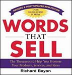 کتاب آموزش کپی رایتینگ Words That Sell