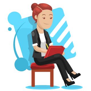 مدیر زن موفق و پویایی در ایجاد روابط