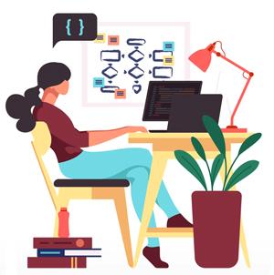 فرصت های شغلی در زمینه کامپیوتر و برنامه نویسی