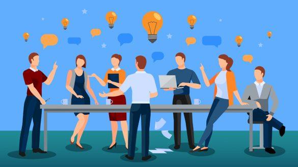 مدیریت جلسات کاری