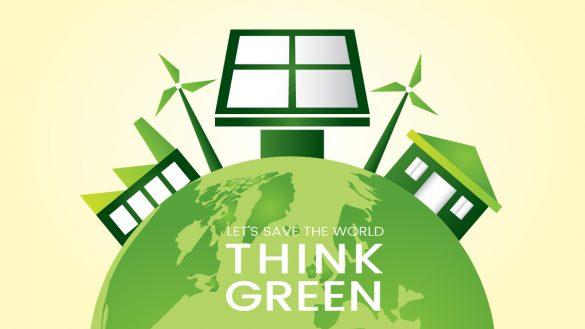 ایده صرفه جویی در مصرف انرژی برای یک محیط کار پایدار