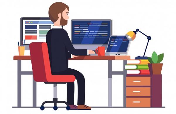 تقویت و یادگیری مهارت برنامه نویسی