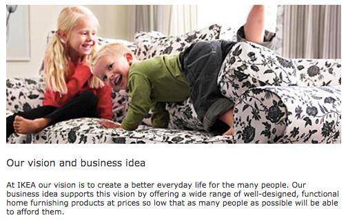 استراتژی برندسازی در شرکت IKEA
