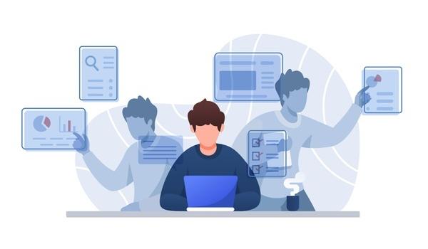 وبلاگ نویسی در مدل کسب و کار آنلاین