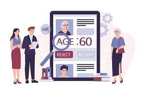 عدم تبعیض سنی در فرایند استخدام و لیست متقاضیان