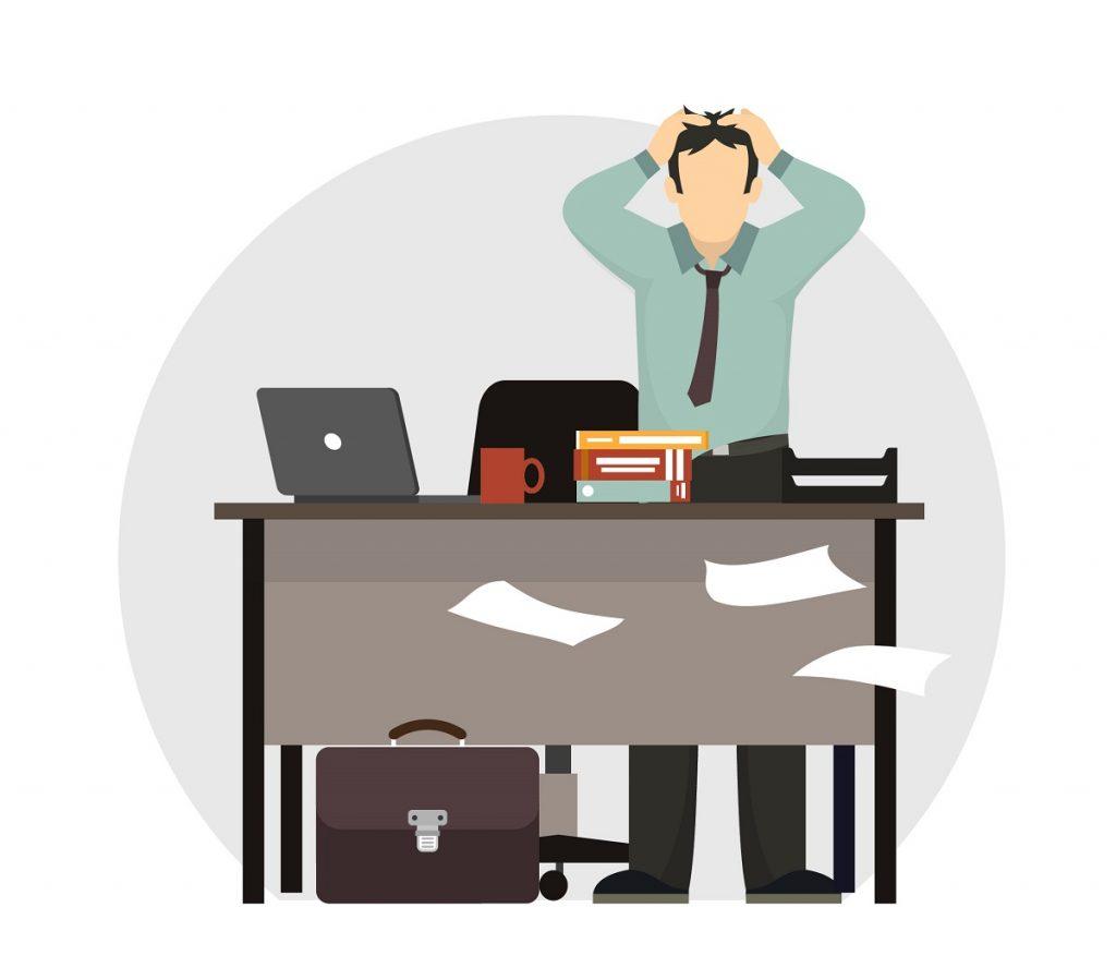 نداشتن رضایت شغلی، زندگی شما را تحت تاثیر قرار میدهد