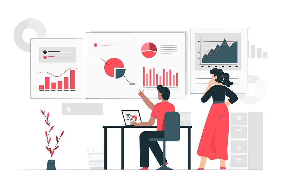 تحلیل آماری یکی از مهارتهای لازم برای برنامه نویسی هوش مصنوعی است