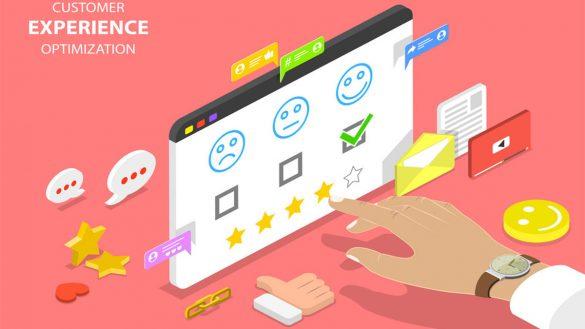اهمیت طراحی تجربه مشتری (CX) در طراحی برند تجاری