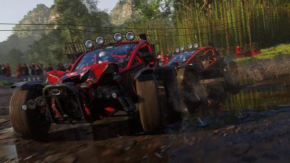 بازی Dirt 5 با نرخ ۱۲۰ فریم بر ثانیه